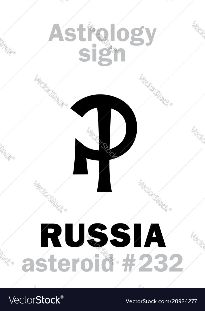 Astrology asteroid russia