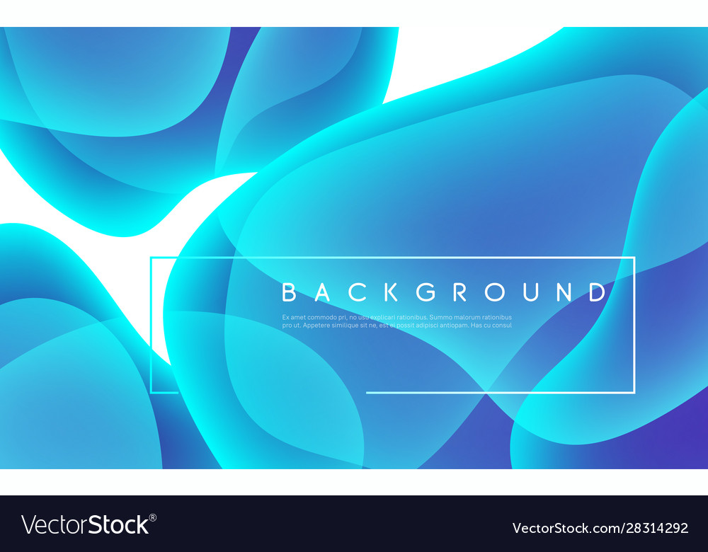 Colorful abstract minimalist background