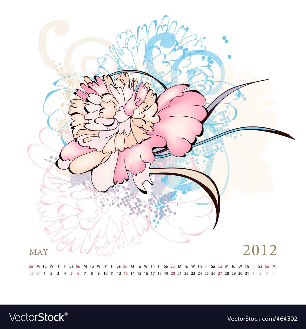 calendar may 2012. calendar for 2012 may