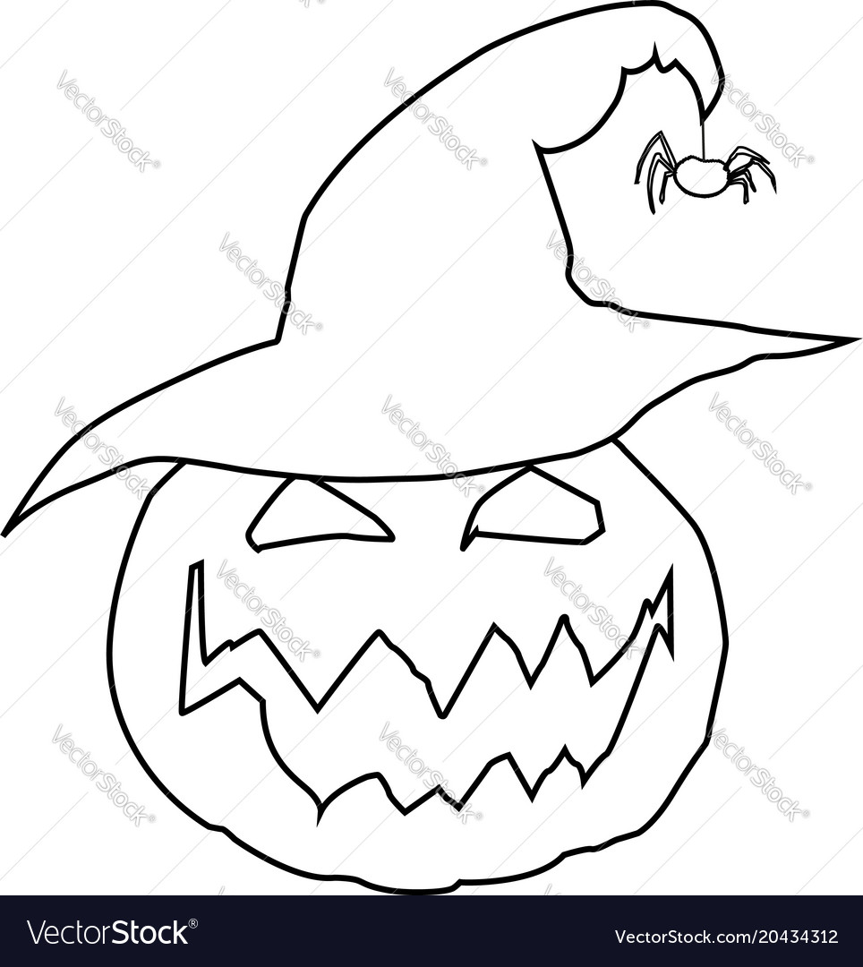 halloween frame outlines | www.topsimages