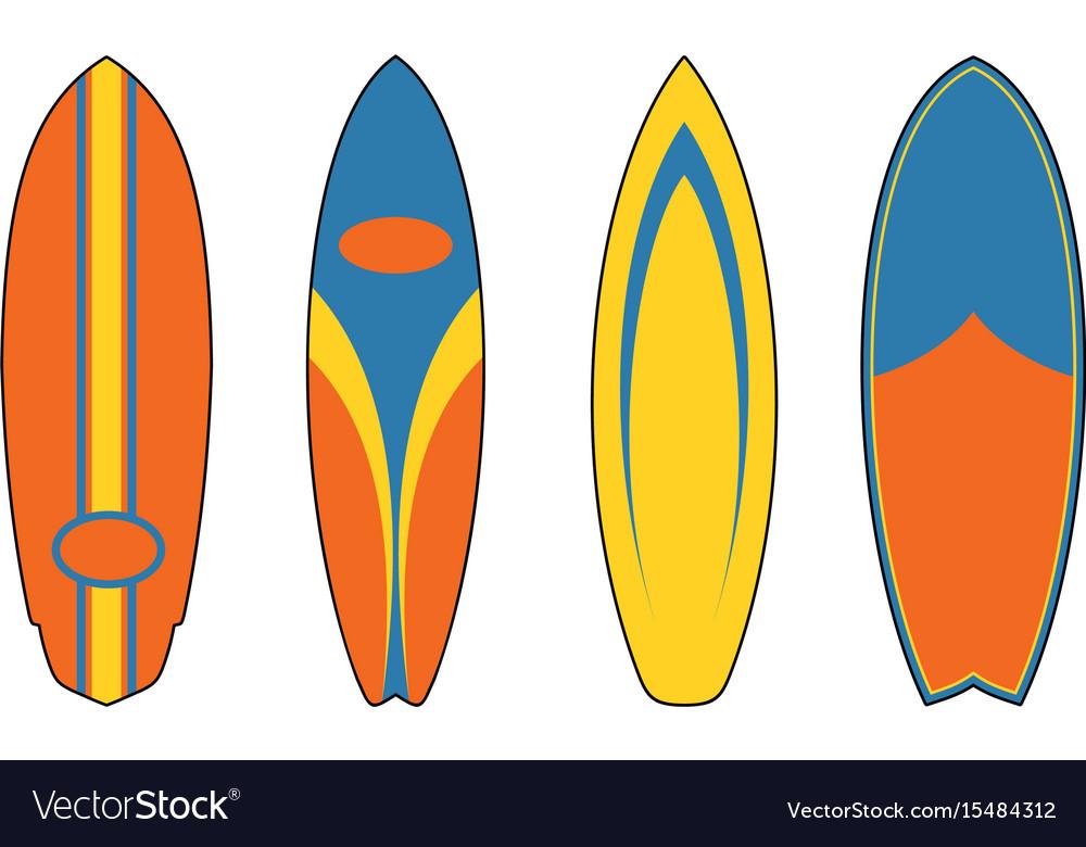 Surfboard shape