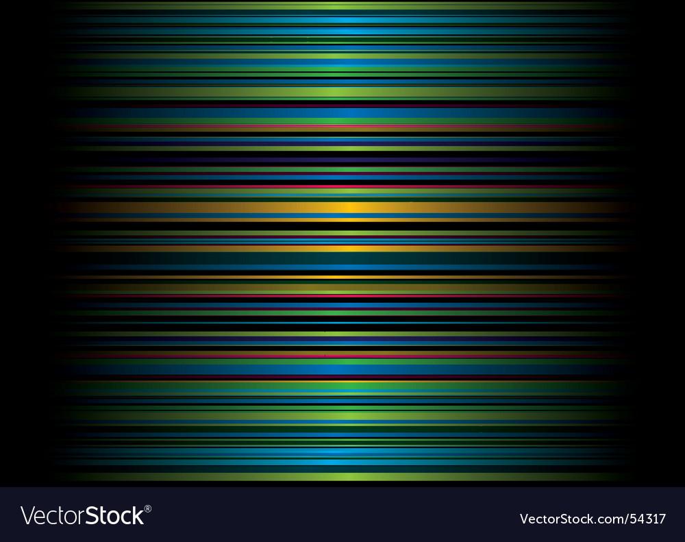 Vert autumn stripe