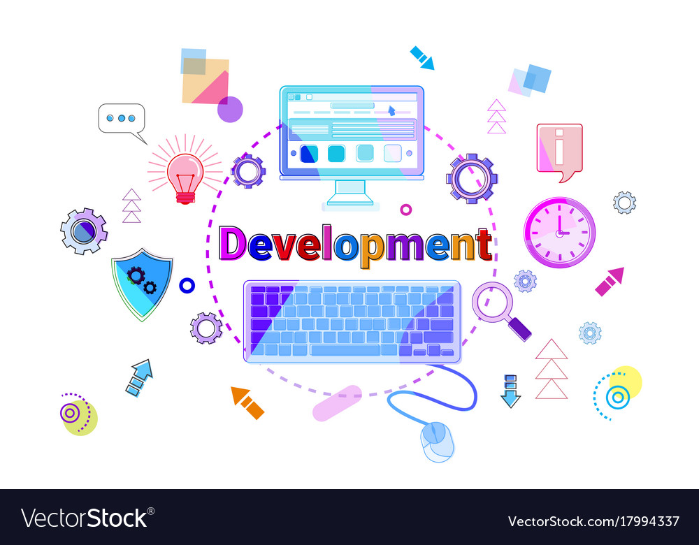 Business strategy development concept project