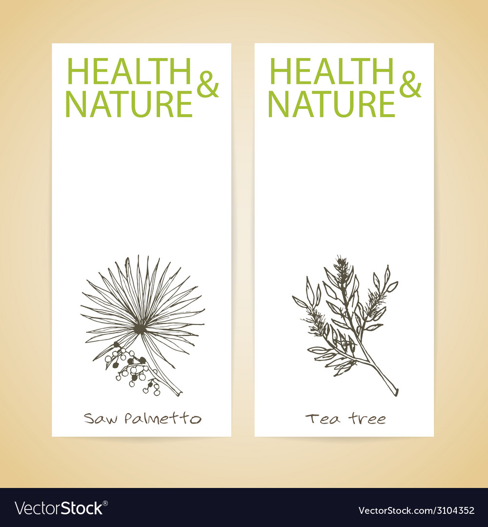 Banner Set - Health and Nature