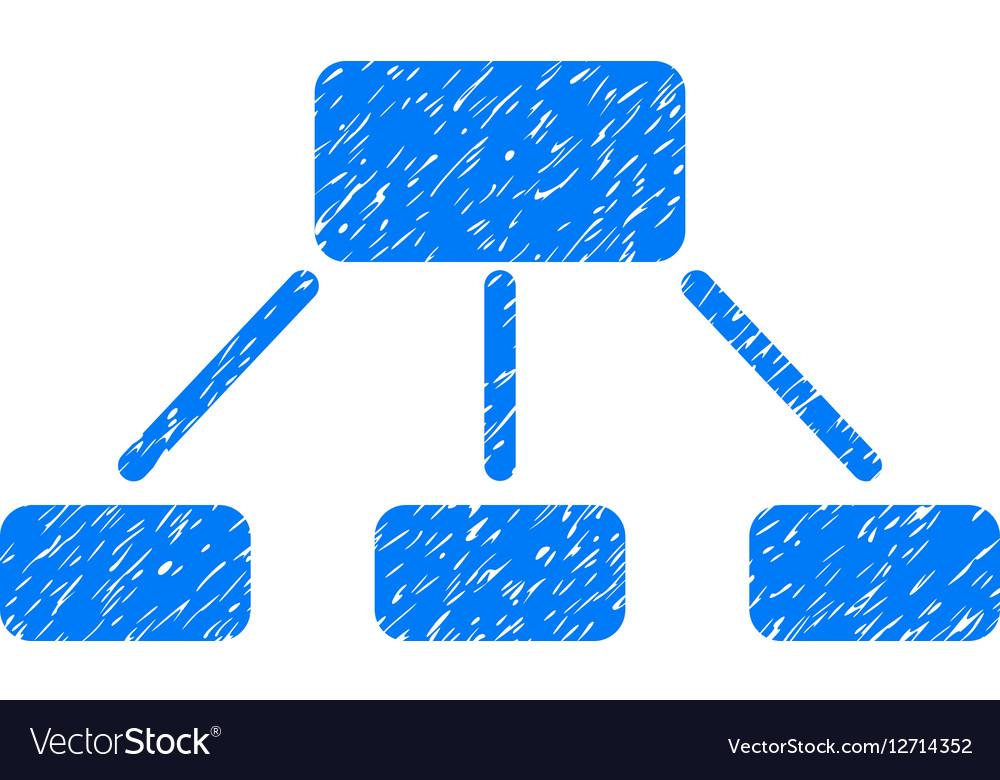 Hierarchy Grainy Texture Icon