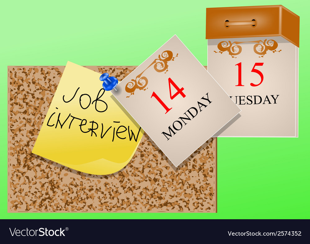 Interview job