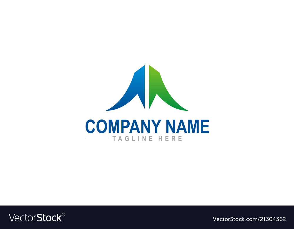 Business construction abstract company logo