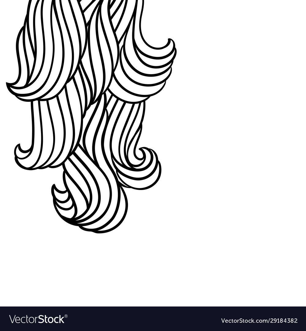 card design with waves background with sea river vector image vectorstock