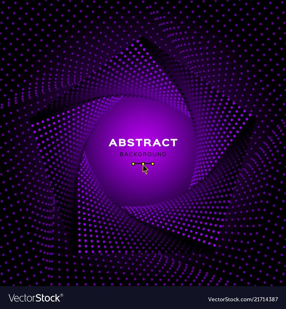 Purple background business card backdrop