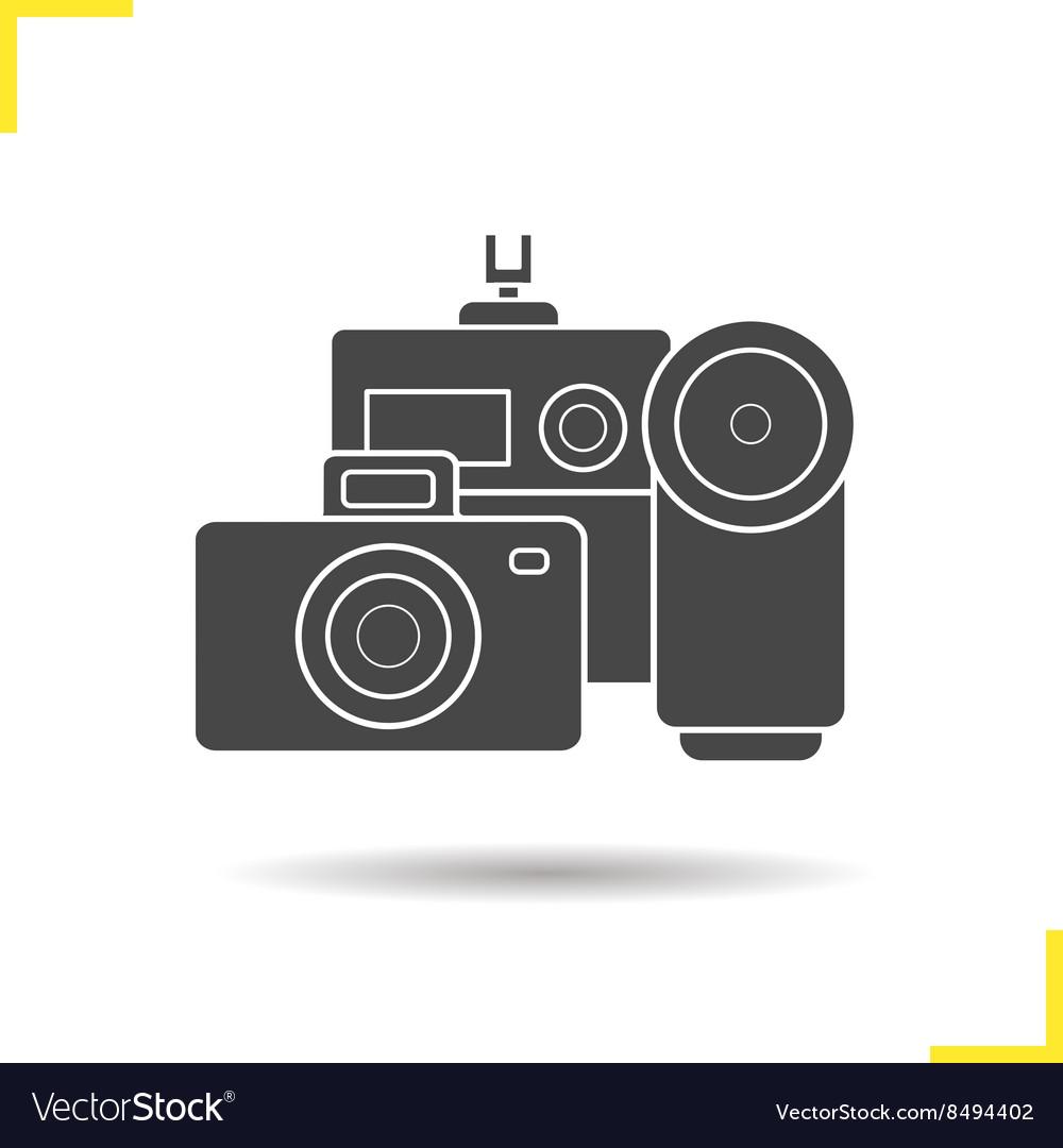 Digital camera icon