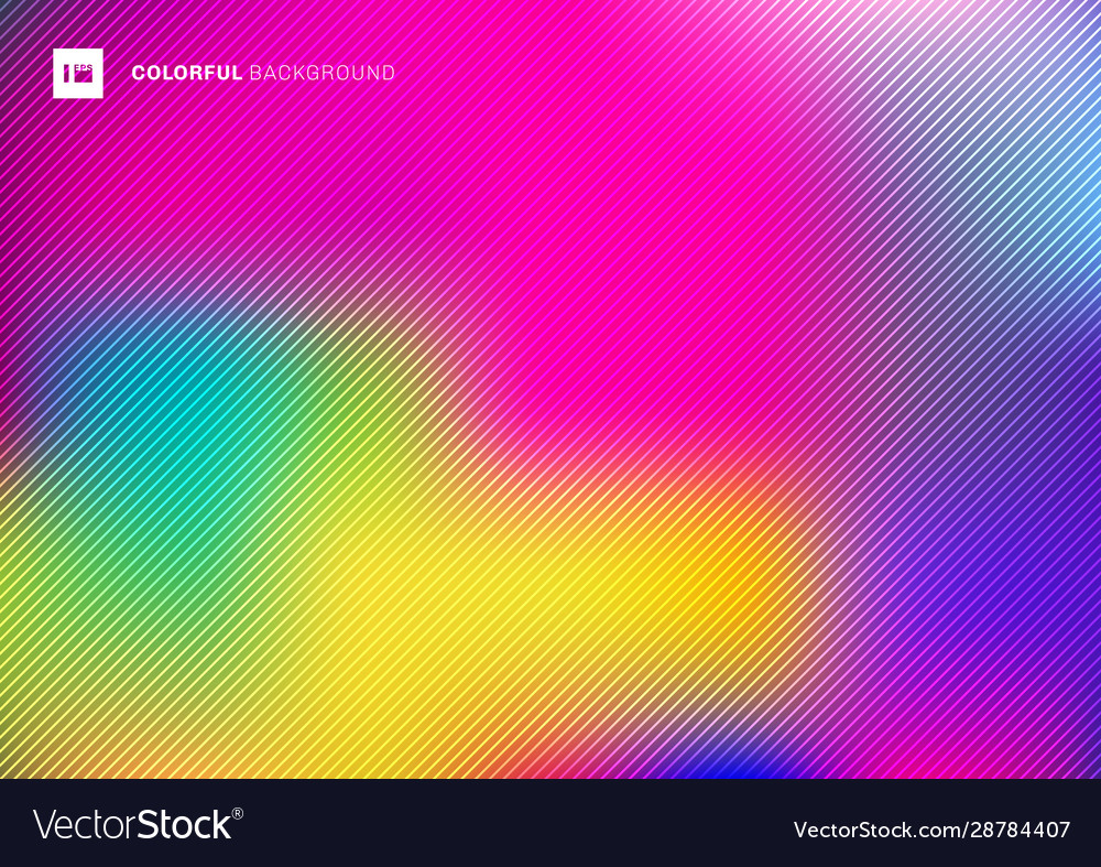 Abstract blurred colorful beautiful background