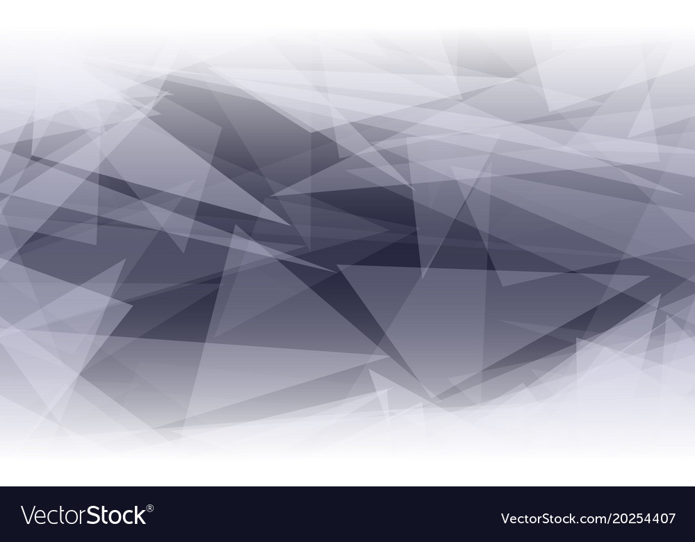 Abstract polygonal shape background glowing