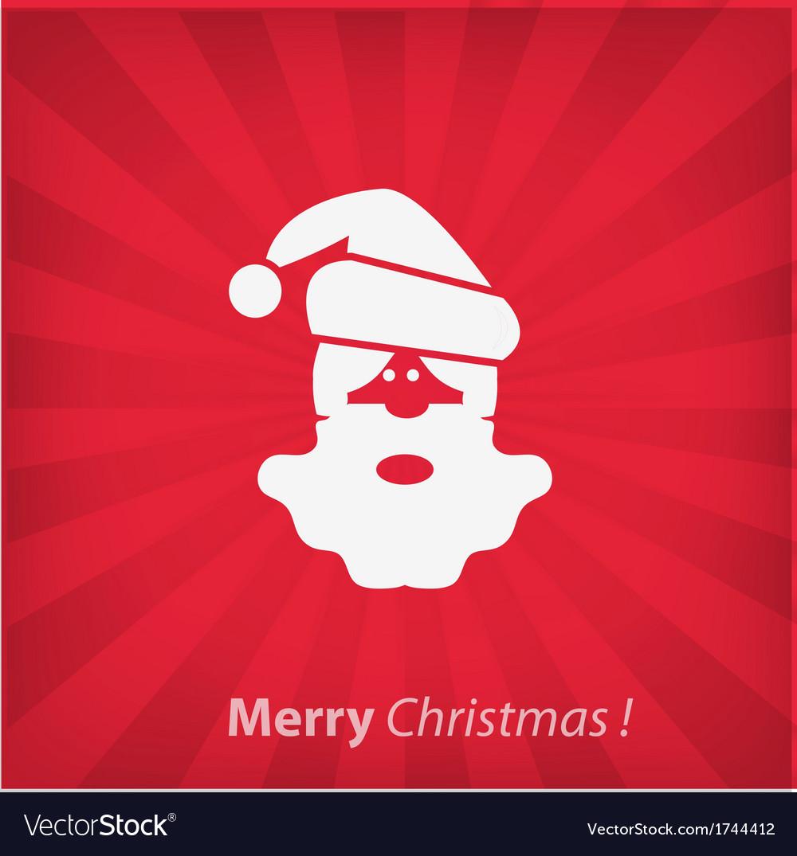 Santa Claus Christmas icon