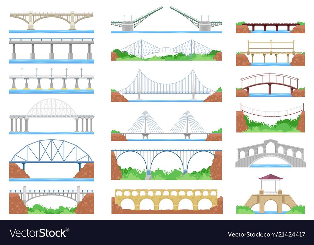 Bridge urban crossover architecture and