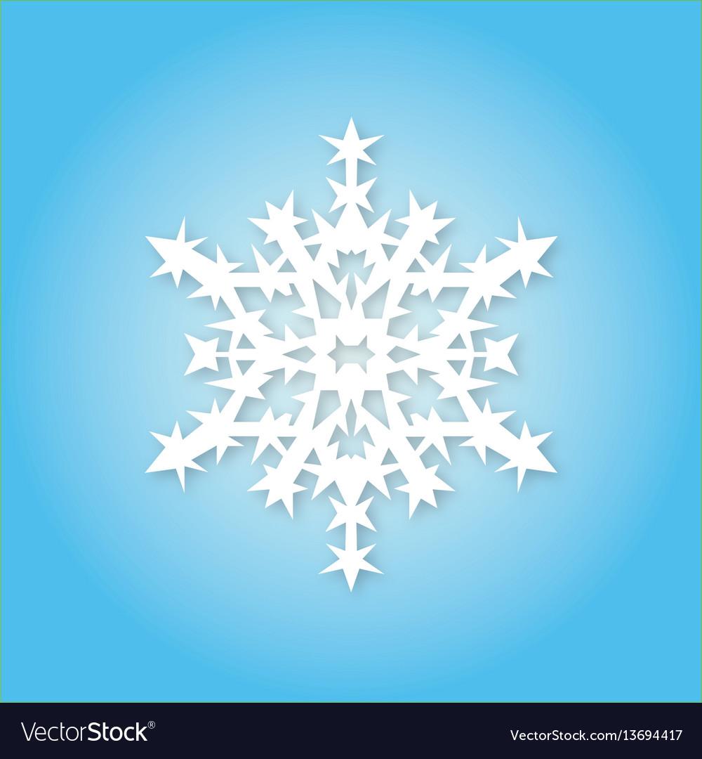 A white snowflake background - Download Free Vectors ... |White Snowflake Wallpaper