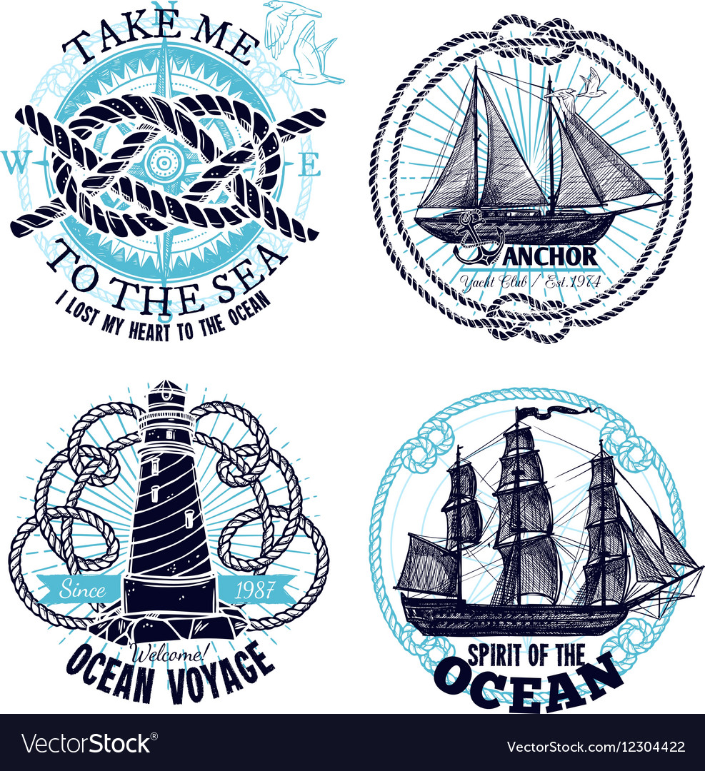 Marine Emblems Collection