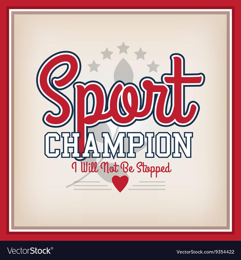 Sport Badge Template