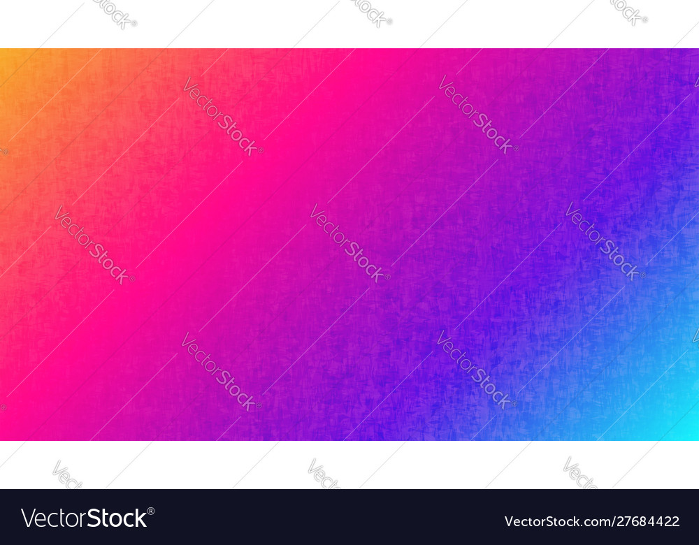 Trend multicolored gradient background with old