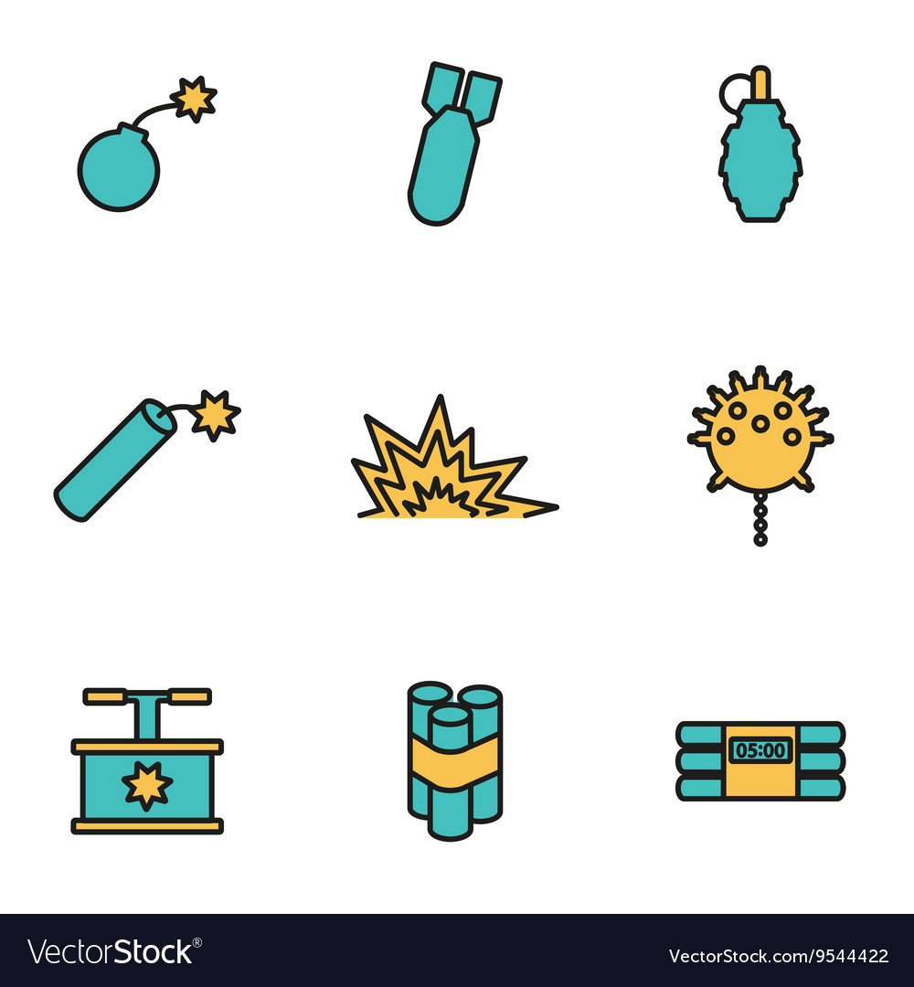 cartoon icon pack