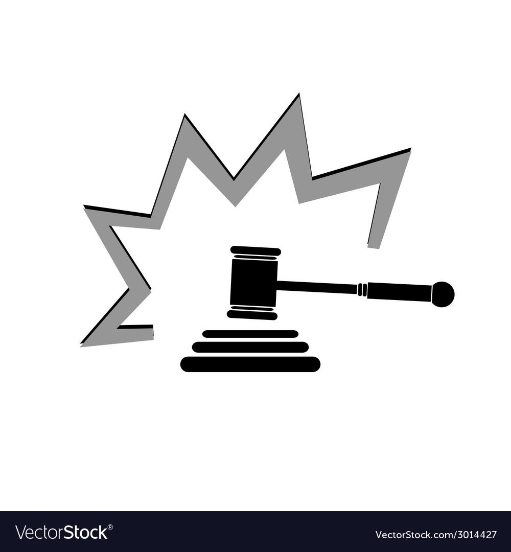 Judge hammer