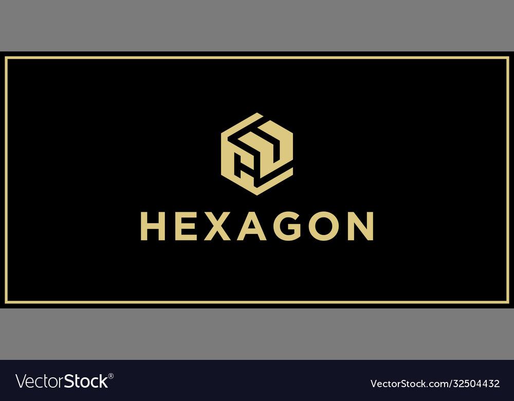 Cu hexagon logo