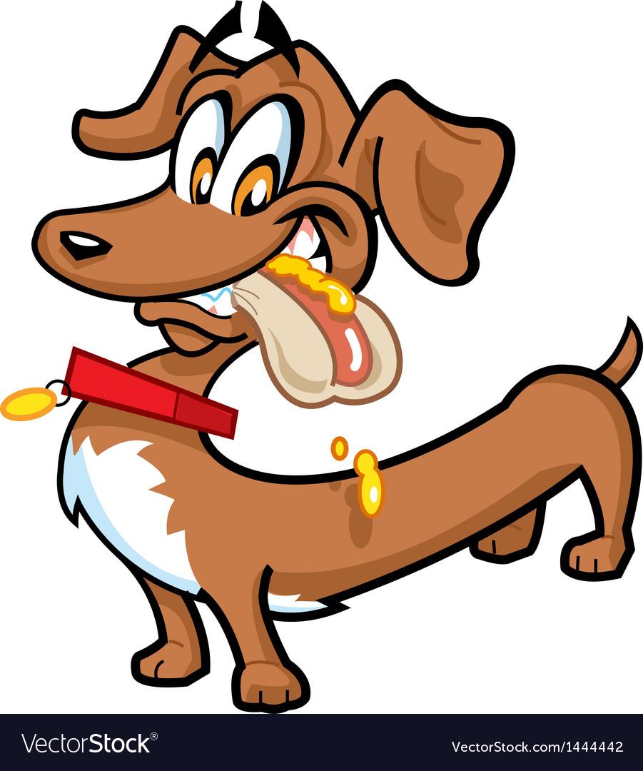 Dachshund Hot Dog