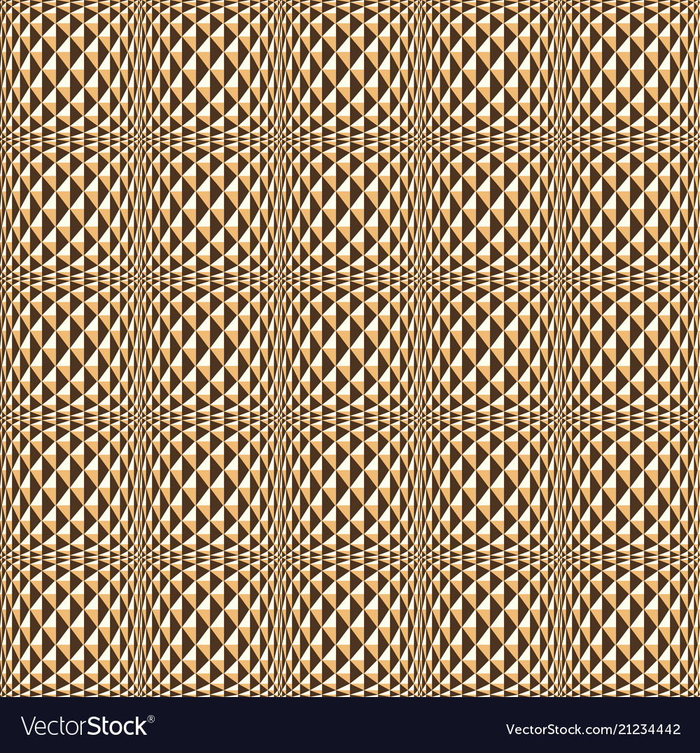 Golden seamless texture geometric patterned