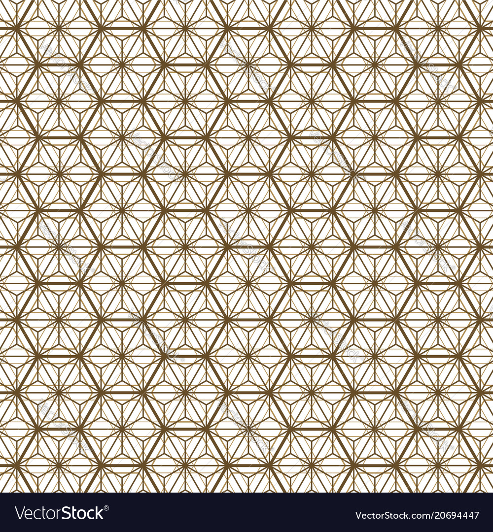 Japanese gold background and pattern