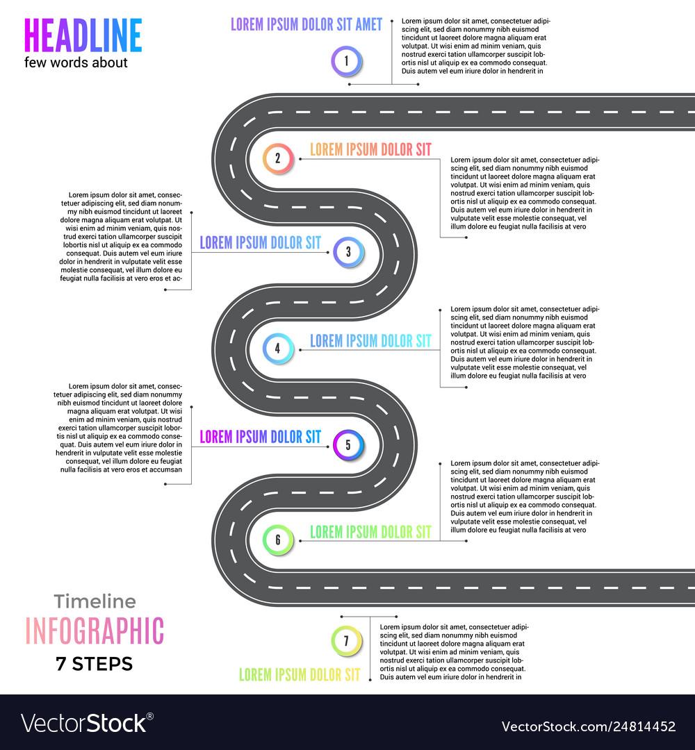 Info business plan navigation loop map bend road