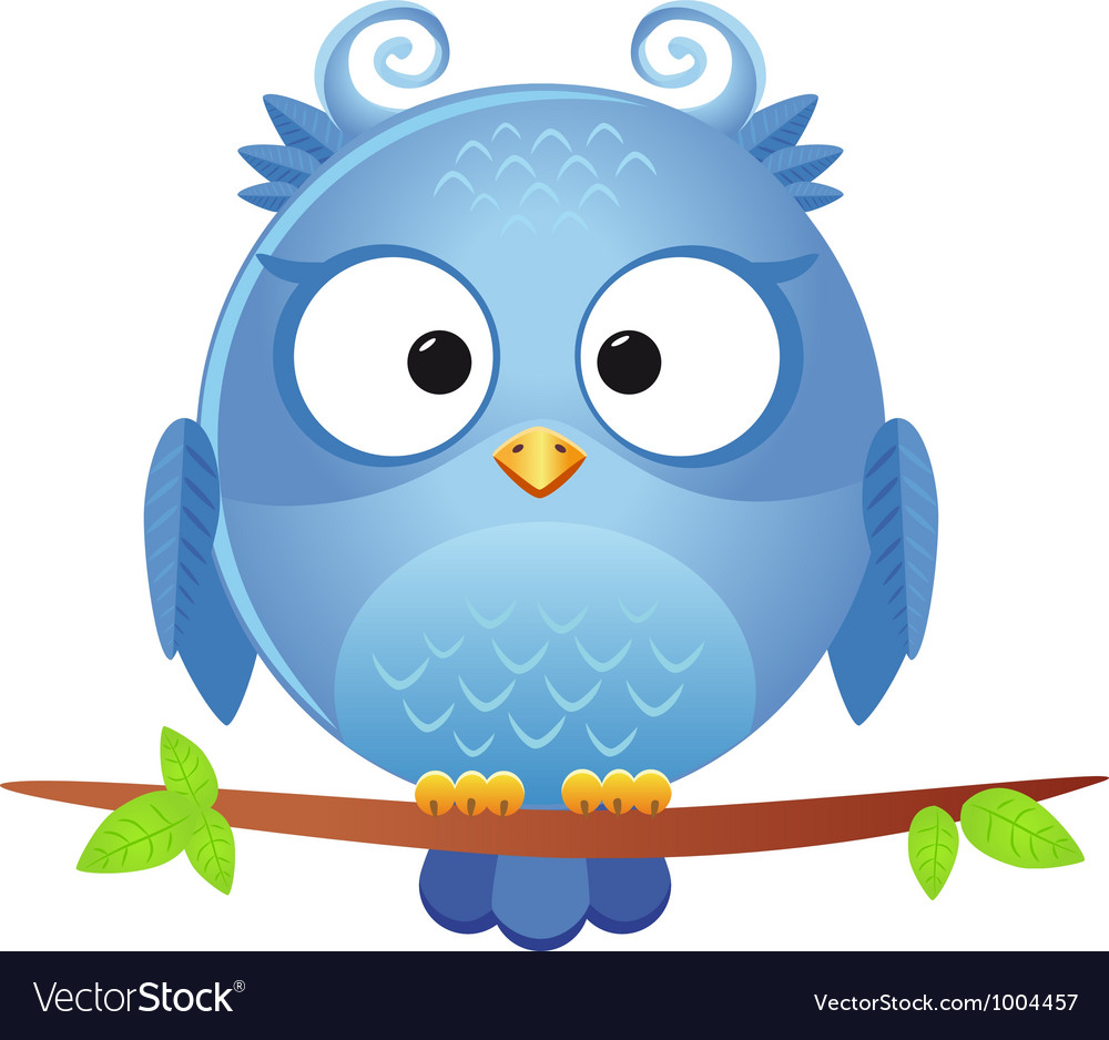 Image of: Whet Owl Cute Owl Vectorstock Cute Owl Royalty Free Vector Image Vectorstock