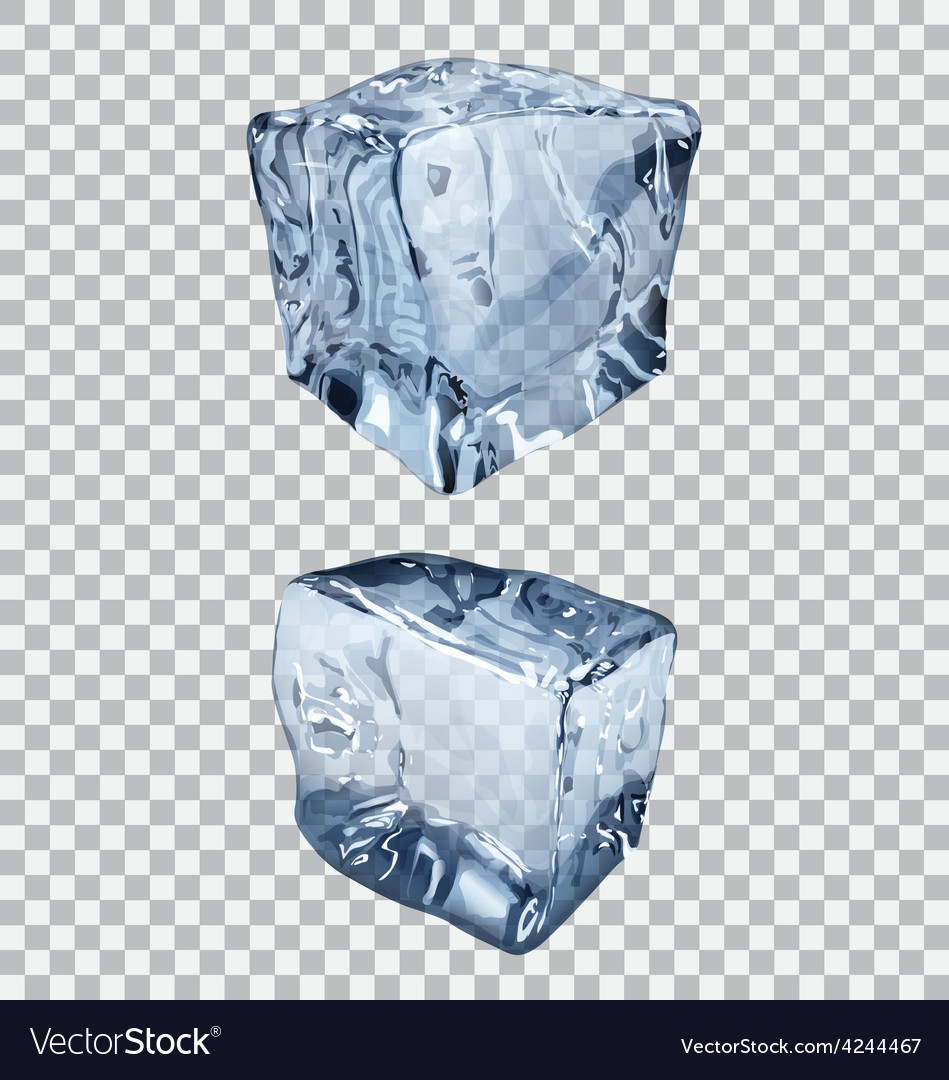 Pictures cubes ice of