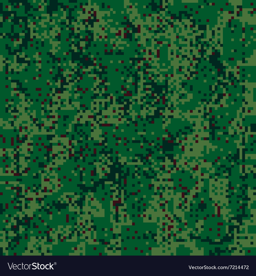 Modern Russian Army digit camouflage