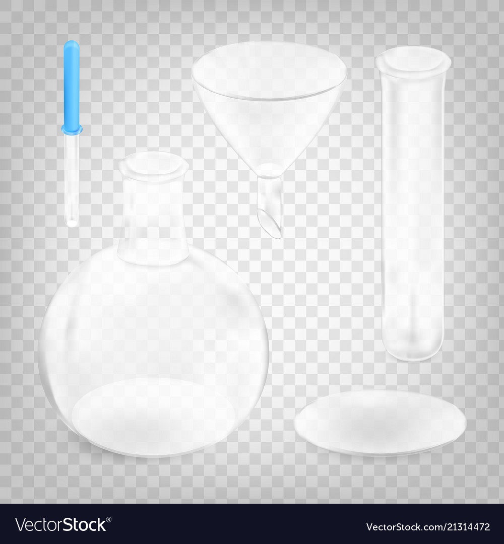 Stock chemical instruments set