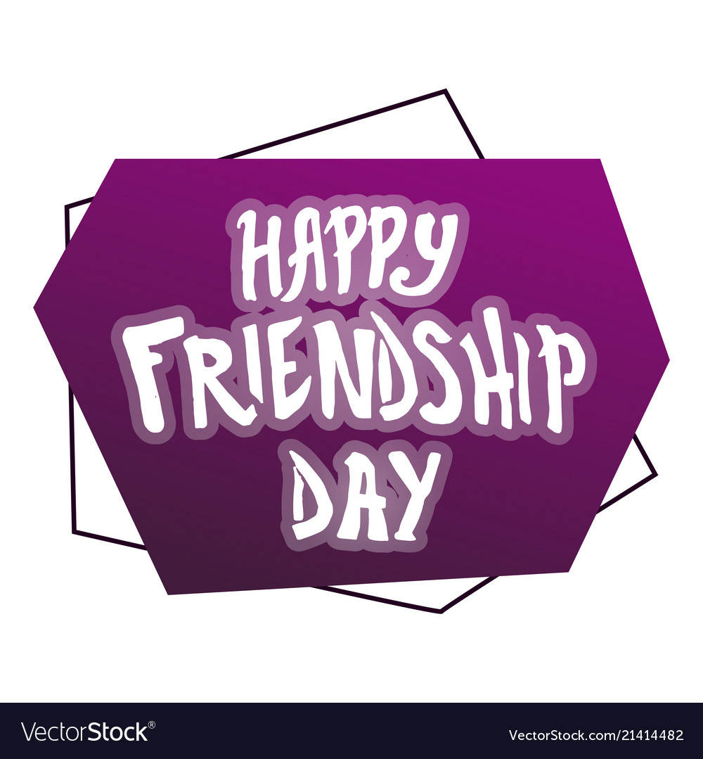For friendship day greeting cards royalty free vector image for friendship day greeting cards vector image m4hsunfo