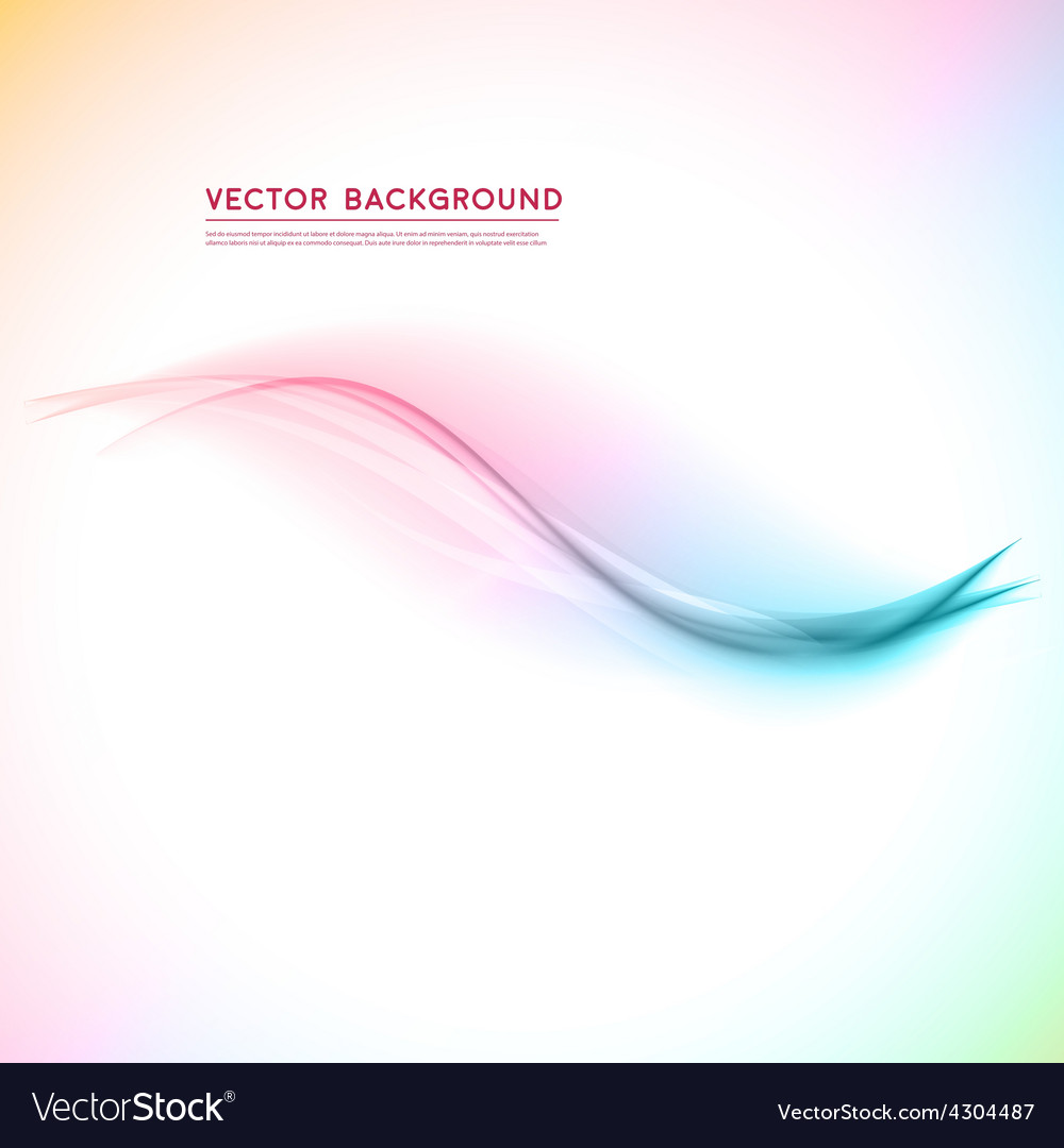 Abstract background design wavy