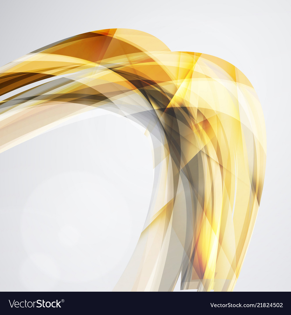 Abstract wave background for poster flyer bunner