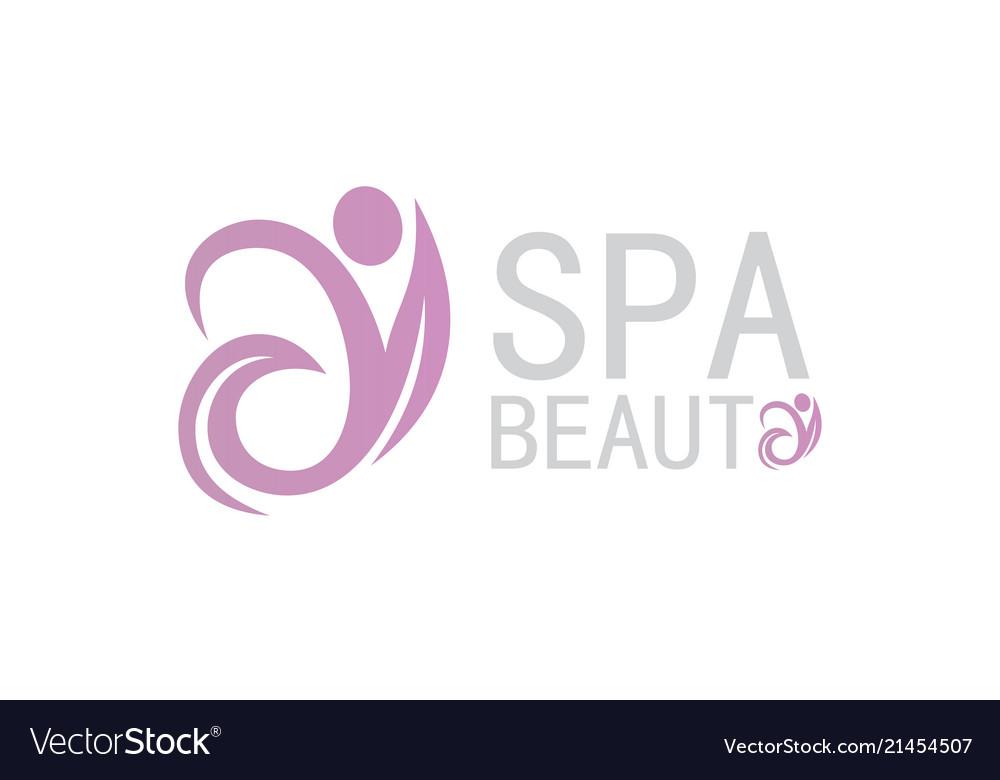 People beauty spa logo