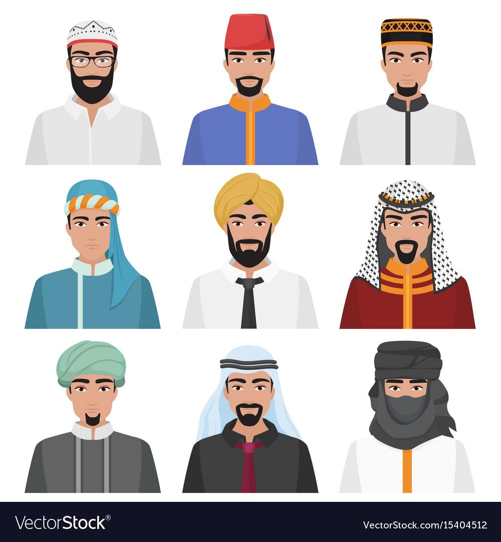 middle eastern men