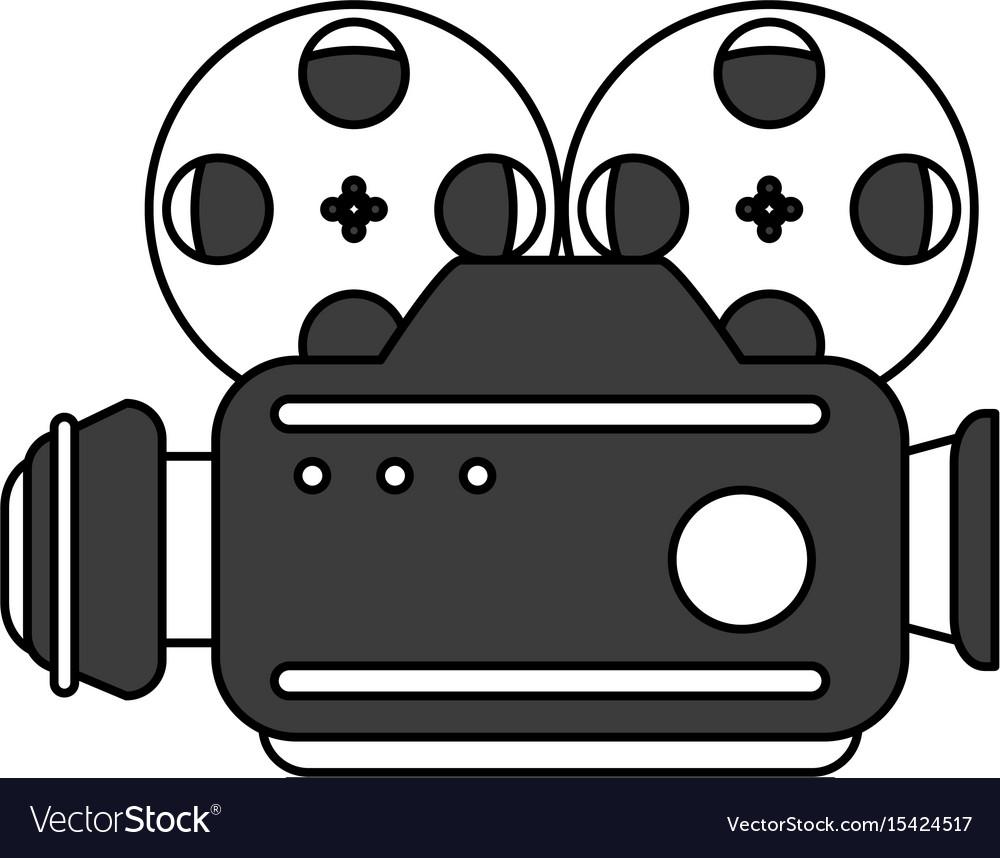 Vintage video camera design