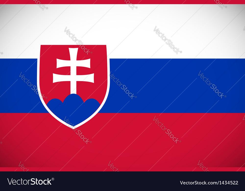 National flag of Slovakia