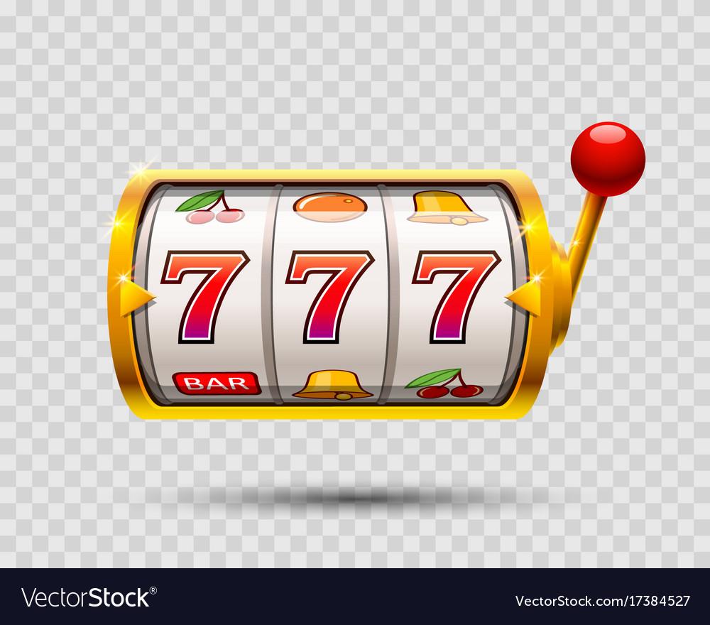 Slot Machines Vector