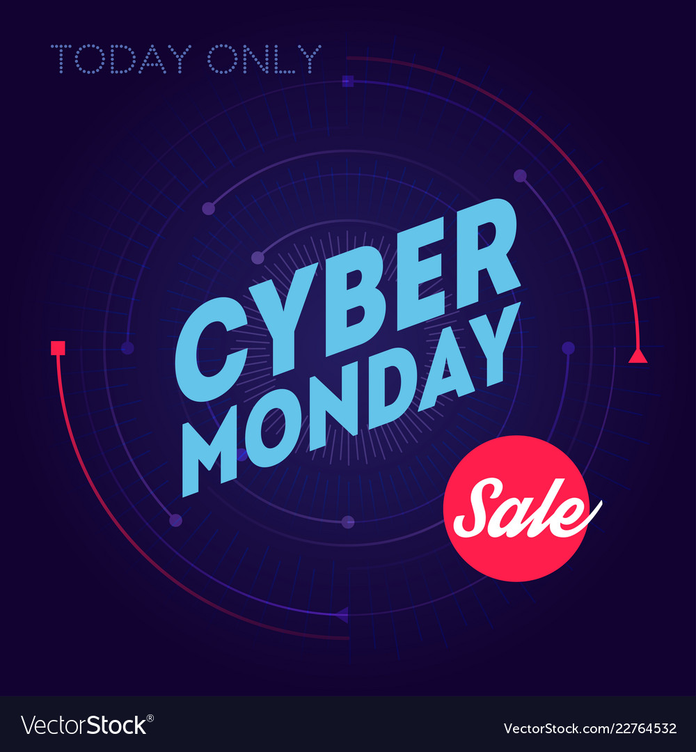Cyber monday sale today only online sale