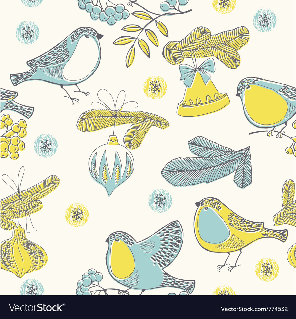 Nature wallpaper print vector image