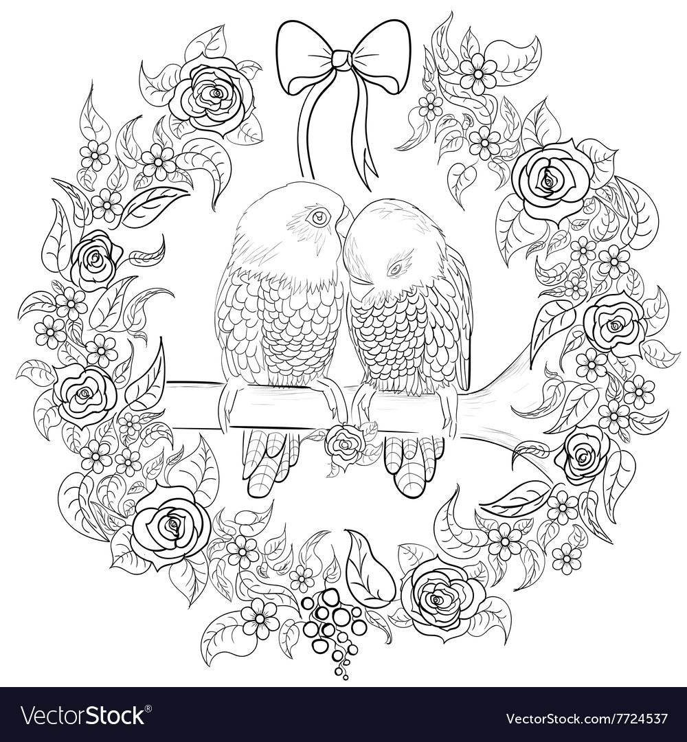 Coloring book Coloring for adult