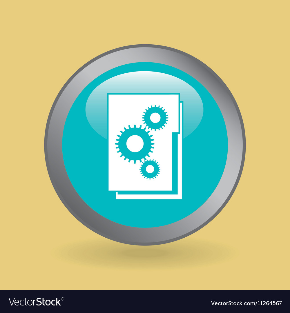 Silhouette head solution team work icon graphic vector image