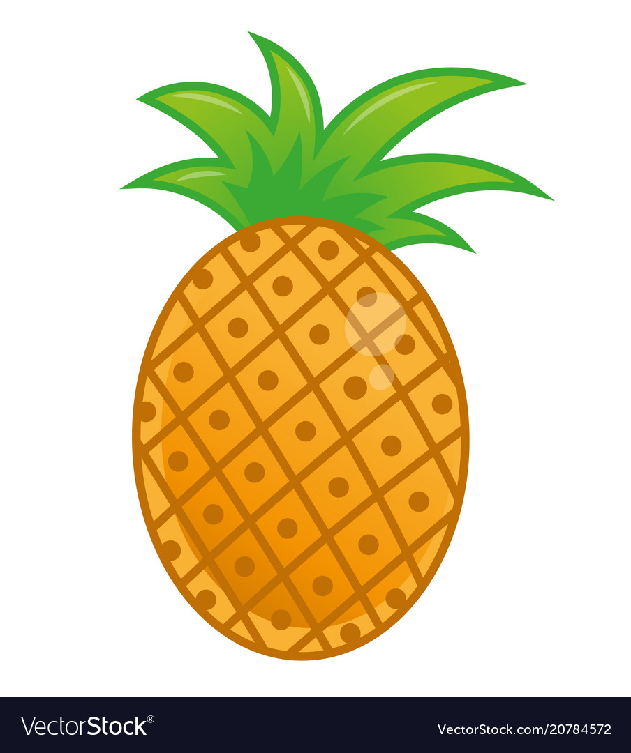 Icon pineapple