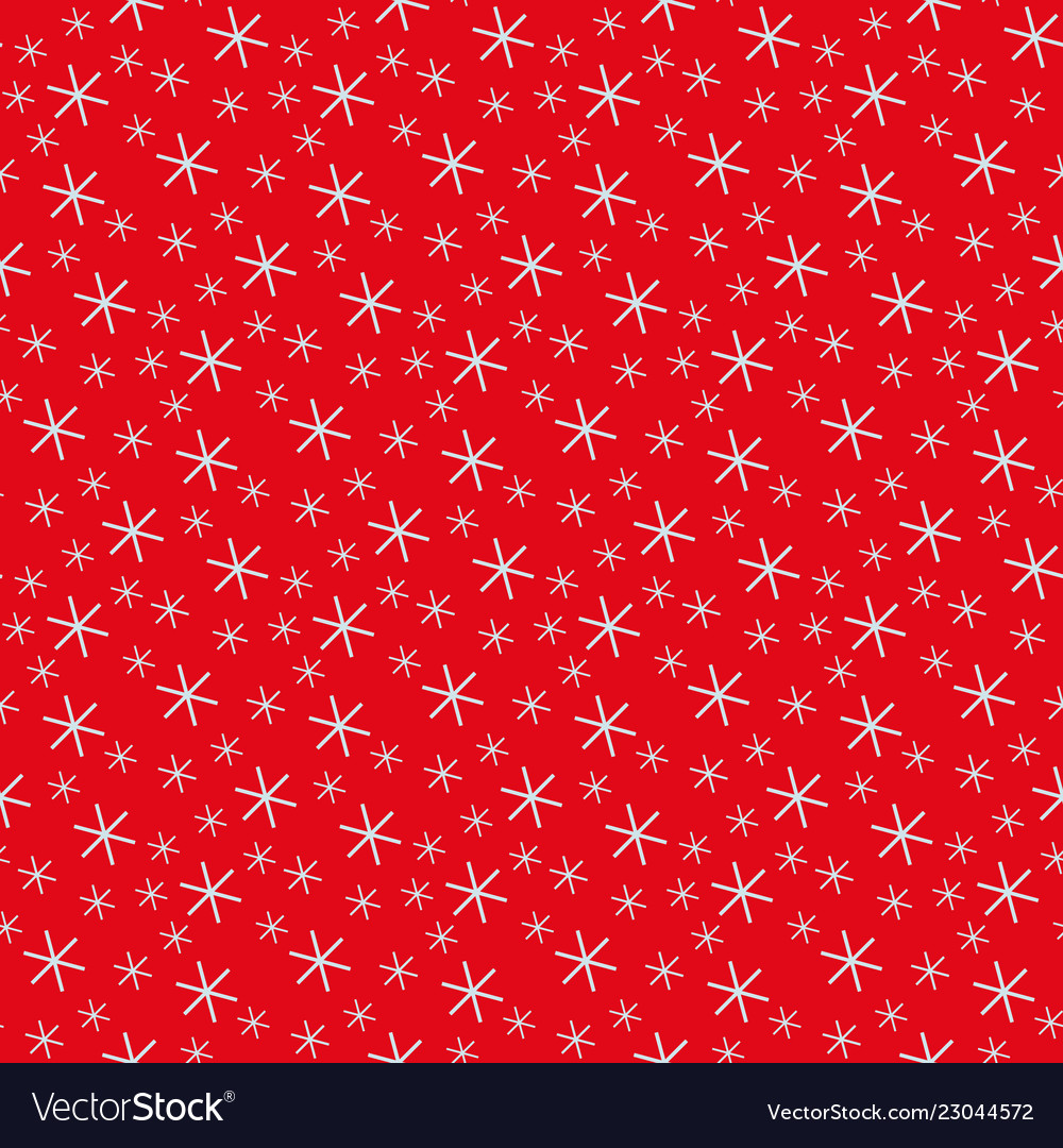 Seamless background for christmas with snowflakes