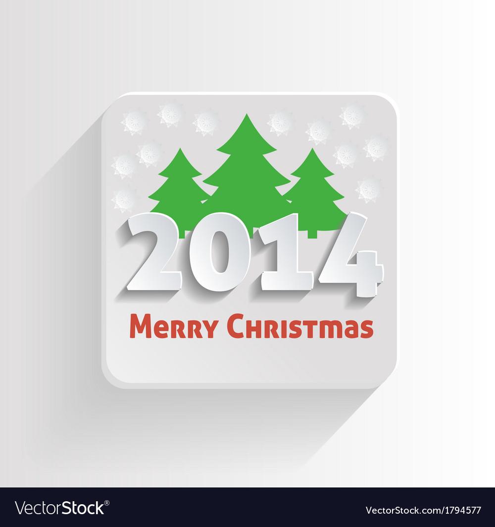 Icon Merry Christmas