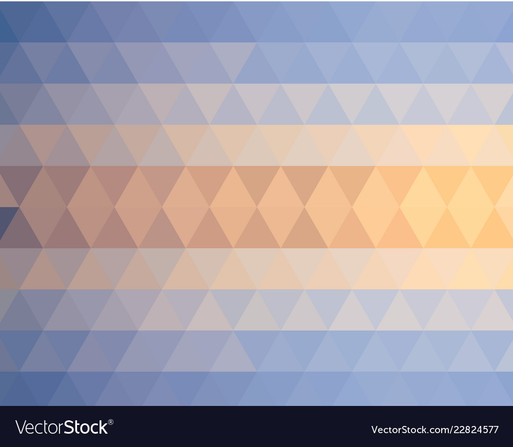 Retro mosaic pattern of geometric texture from