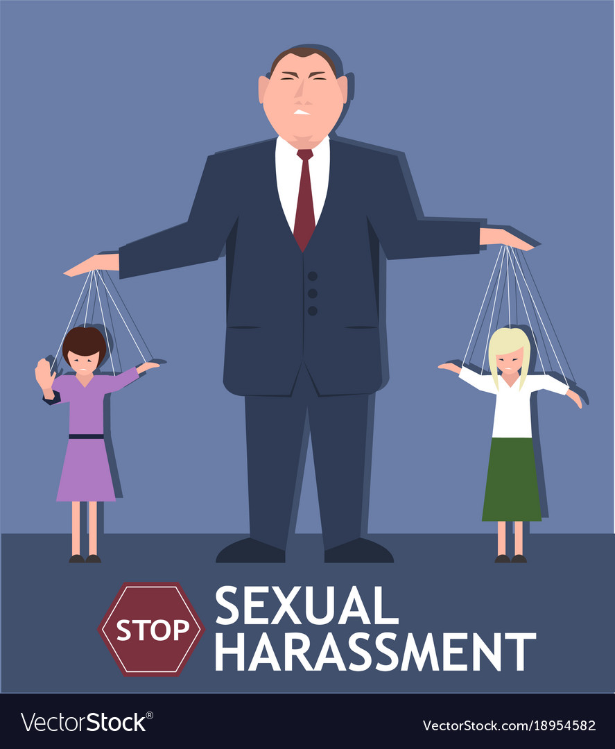 Sexual harassment images cartoons girls